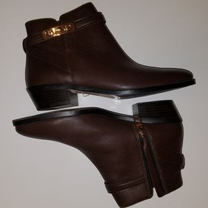 Coach size 9B/med Coleen series ankle boot, nwot